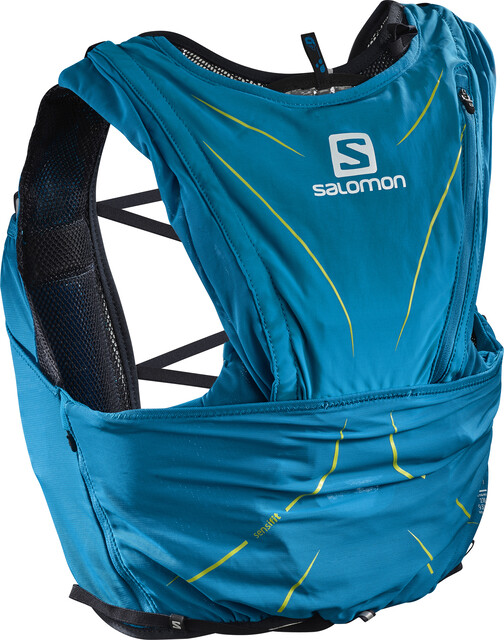 Salomon Adv Skin 12 Bag Set Hawaiian Surf/Night Sky